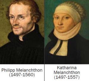 Melanchthons